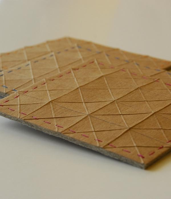 """Stalo padėkliukai """"origamis"""""""