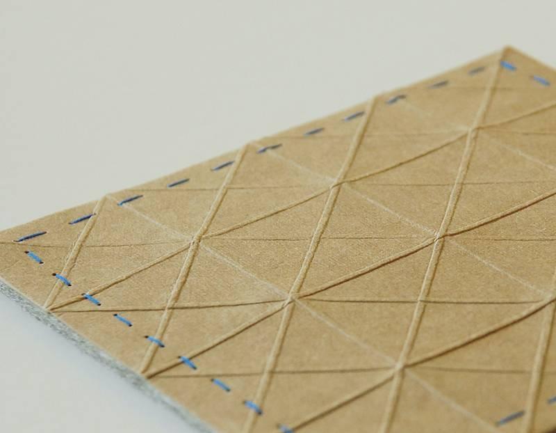 """stalo padėkliukai """"origami"""""""