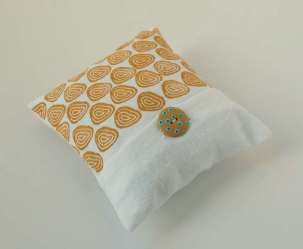 levandų pagalvėlė